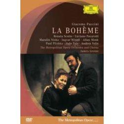 Musik: La Boheme (GA)  von Pavarotti, Metropolitan Opera Orchestra, Scotto, Wixell, Levine, MOO, Luciano Pavarotti, Renata Scotto, Ingvar Wixell, Metropolitan Opera Chorus