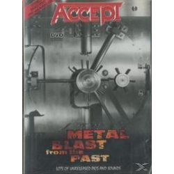 Musik: A Metal Blast From The Past  von Accept, Accep t.
