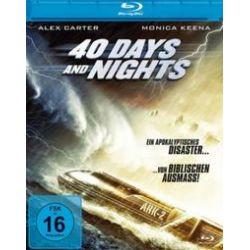 Musik: 40 Days And Nights  von Peter Geiger von Monica Keena, Alex Carter, Monica Keena, Christianna Carmine, Emily Sandifer, Mitch Lerner