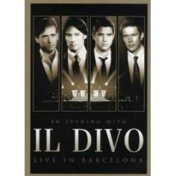 Musik: An Evening With Il Divo-Live in Barcelona  von Il Divo, Divo