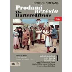 Musik: Die Verkaufte Braut  von Czech Philharmonic Orchestra, Kosler, Benackova, Dvorsky, CPO