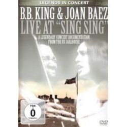 "Musik: B.B. King & Joan Baez - Live at ""Sing Sing""  von B.B. King, Joan Baez"