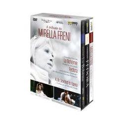 Musik: A Tribute To Mirella Freni  von Marita Stocker von Plácido Domingo, Luciano Pavarotti, Mirella Freni