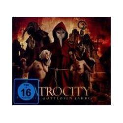 Musik: Die Gottlosen Jahre (CD + 2 DVD)  von Atrocity