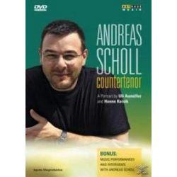 Musik: Andreas Scholl-Countertenor  von Uli Aumüller, Hanne Kaiski von Andreas Scholl