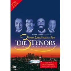 Musik: 3 Tenors With Mehta In Concert 1994  von Carreras, Domingo, Pavarotti