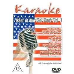 Musik: Best Of The Rat Pack Vol.1-Karaoke DVD  von Karaoke, Rat Pack