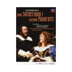 Musik: An Evening With Pavarotti & Sutherland  von L. Pavarotti, J. Sutherland, R. Bonynge