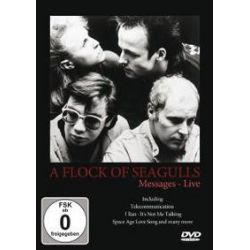 """Musik: """"Messages"""" Live From """"The Ace"""" in Brixton,GB 1983  von A. Flock Of Seagulls"""