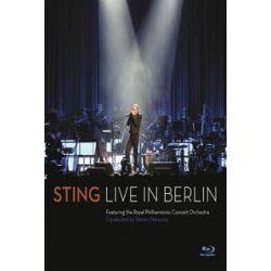 Musik: Live In Berlin  von Sting, Royal Philharmonic Concert Orchestra, Stin g.