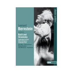 Musik: Bernstein Dirigiert Bach Und Stravinsky  von Leonard Bernstein