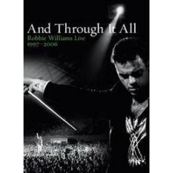 Musik: And Through It All - Robbie Williams Live (DVD)  von Robbie Williams