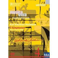 Musik: Drei Symphonien  von Peider A. Defilla von Symphonieorchester des Bayerischen Rundfunks, Zagrosek, Ollu, Metzmacher, So des Br