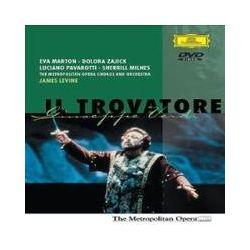 Musik: Il Trovatore (GA)  von Marton, Pavarotti, Levine, MOO, Metropolitan Opera Orchestra, Metropolitan Opera Chorus, Sherrill Milnes, Eva Marton, Luciano Pavarotti