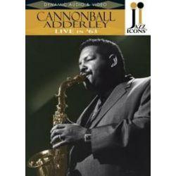 Musik: Live In '63  von Cannonball Adderley