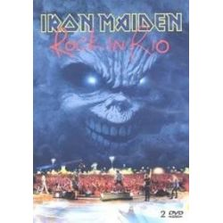 Musik: Rock In Rio  von Dean Karr von Iron Maiden, Bruce Dickinson, Dave Murray, Adrian Smith, Janick Gers, Steve Harris, Nicko McBrain