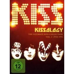 Musik: Kissology Vol.2 1978-1991  von Kiss