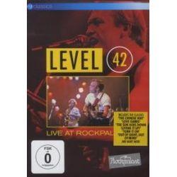 Musik: Live At Rockpalast  von Level 42