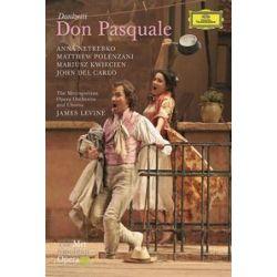 Musik: Don Pasquale (Bluray)  von Netrebko Anna, Matthew Polenzani, Mariusz Kwiecien, John Del Carlo, Metropolitan Opera Orchestra