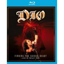 Musik: Finding The Sacred Heart-Live In Philly 1986  von Dio