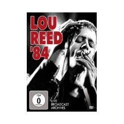 Musik: Lou Reed-Live 84  von Lou Reed
