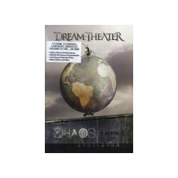 Musik: Chaos in Motion 2007/2008 (2 DVDs)  von Dream Theater