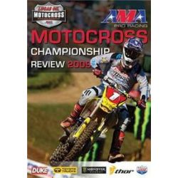 Musik: Championship review 2009  von Official motocross world