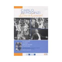 Musik: Carlo Bergonzi live in concert  von Carlo Bergonzi, Amaducci, Orch.della RSI