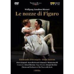 Musik: Hochzeit des Figaro  von Giorgio Strehler von Chor der Mailänder Scala, Orchester der Mailänder Scala, Diana Damrau, Ildebrando D'Arcangelo