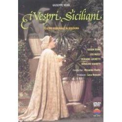 Musik: I Vespri Siciliani  von Teatro Communale di Bologna, Teatro Comunale Di Bologna