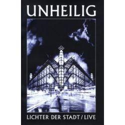 Musik: Lichter Der Stadt Live (Bluray)  von Unheilig