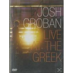 Musik: Live at the Greek (Amary Case)  von Josh Groban