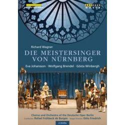 Musik: Meistersinger von Nürnberg  von De Burgos, Brendel, Halem, Griffith