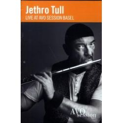 Musik: Live At Avo Session 2008  von Jethro Tull