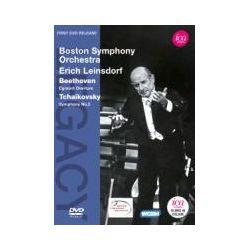 Musik: Egmont Ouvertüre/Sinfonie 5  von Erich Leinsdorf, Boston so