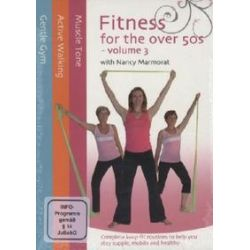 Musik: Fitness for the over 50s  Vol.3  von Nancy Marmorat