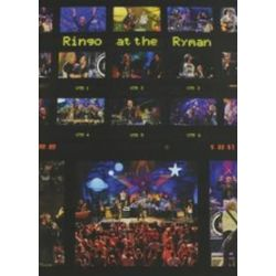Musik: Ringo At The Ryman  von Ringo And His All Starr Band 2012 Starr