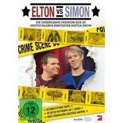 Musik: Elton vs.Simon-Die unzensierte Premium-Box zu D  von Elton & Simon Gosejohann, Alexander Duszat