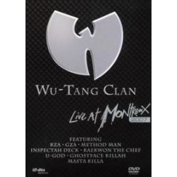 Musik: Live At Montreux 2007  von Wu-Tang Clan