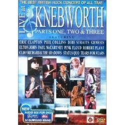 Musik: Live At Knebworth 1-3  von Eric Clapton, Phil Collins, Dire Straits, Genesis, Elton John, Paul McCartney, Pink Floyd
