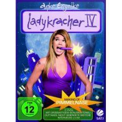 Musik: Ladykracher - Staffel 4  von Tobi Baumann von Anke Engelke, Bettina Lamprecht, Daniel Wiemer, Kai Lentrodt, Matthias Matschke