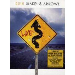 Musik: Snakes & Arrows Live  von Rush
