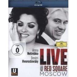 Musik: Live From Red Square  von Netrebko Anna, Sinfonieorchester Evgeny Svetlanov, Hvorostovsky, SO Evgeny Svetlanov