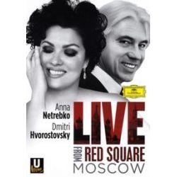 Musik: Live From Red Square  von Netrebko Anna, Hvorostovsky, SO Evgeny Svetlanov