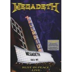 Musik: Rust In Peace Live (Amaray)  von Megadeth