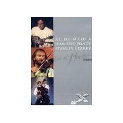 Musik: Live At Montreux 1994  von Al Di Meola, Jean-Luc Ponty, Stanley Clarke, Jean-Luc Ponty