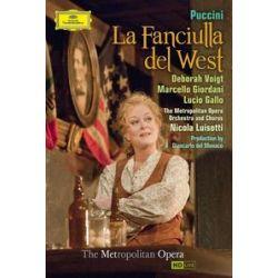 Musik: La Fanciulla Del West  von Metropolitan Opera Orchestra, Deborah Voigt, Marcello Giordani, Lucio Gallo