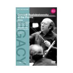 Musik: Rozhdestvensky at the BBC Proms  von Roshdestwenskij, Bbc so