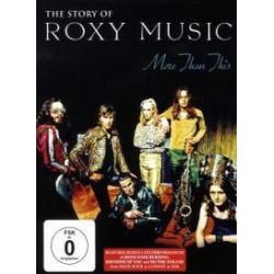 Musik: More Than this-The Story of Roxy Music  von Roxy Music