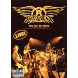 Musik: You Gotta Move (DVD+CD)  von Aerosmith